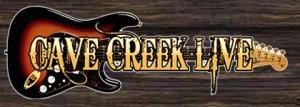 Cave Creek Live logo